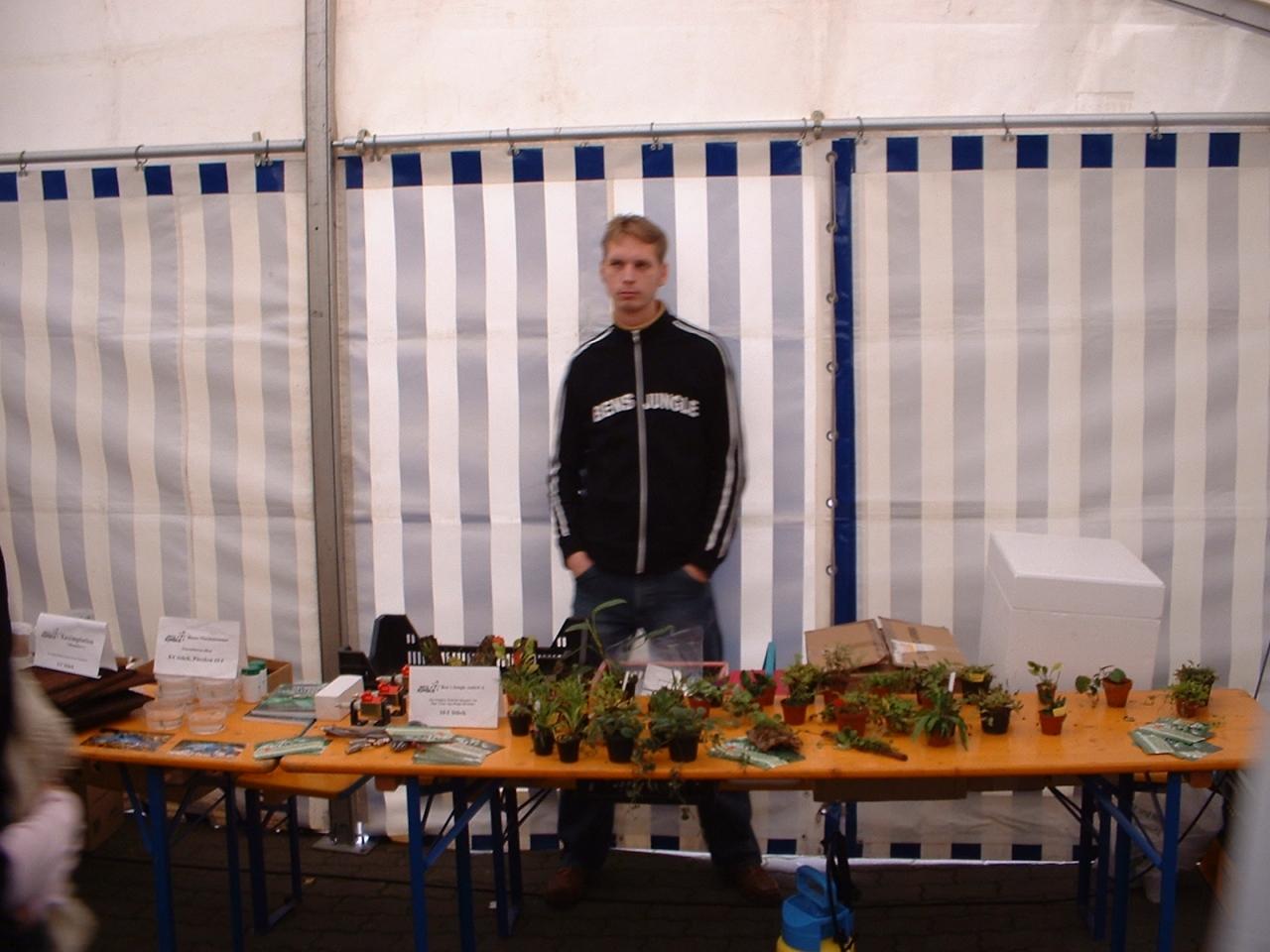 Ben' Jungle in 2004